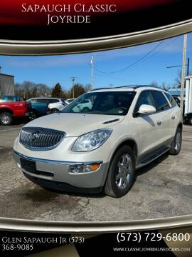 2010 Buick Enclave for sale at Sapaugh Classic Joyride in Salem MO
