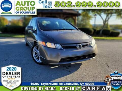 2008 Honda Civic for sale at Auto Group of Louisville in Louisville KY