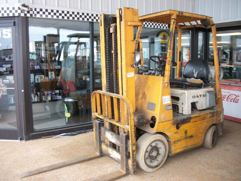 Datsun Forklift for sale at Classics Truck and Equipment Sales in Cadiz KY
