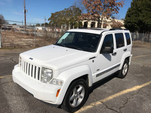 2012 Jeep Liberty for sale at Certified Motors LLC in Mableton GA