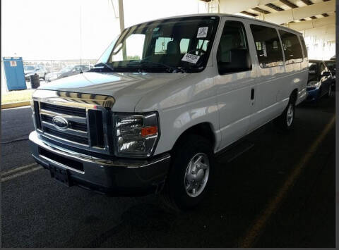 2011 Ford E-Series Wagon for sale at Discount Auto Sales in Passaic NJ