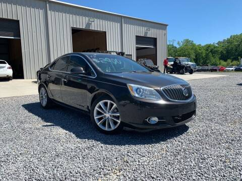 2012 Buick Verano for sale at Anaheim Auto Auction in Irondale AL