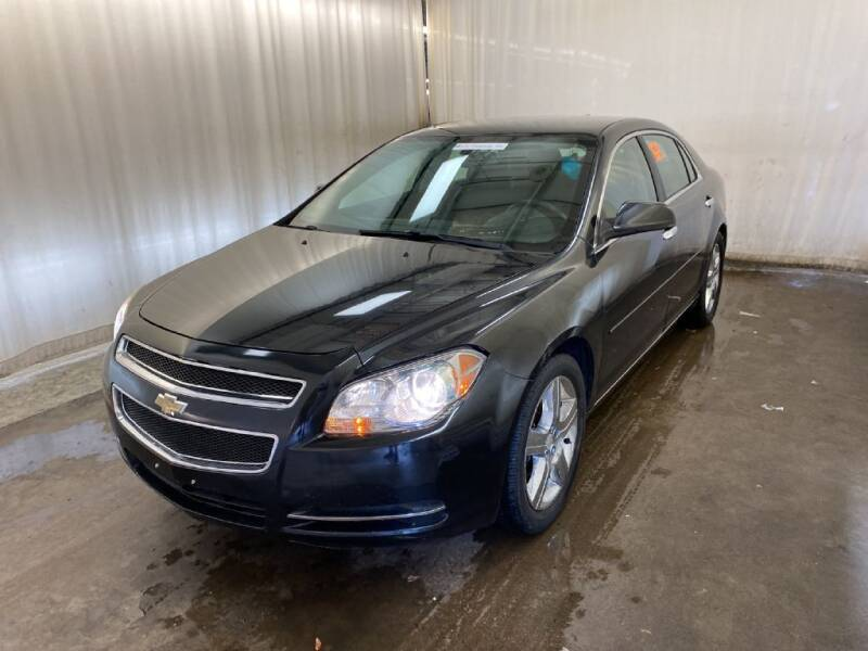 2012 Chevrolet Malibu for sale at Doug Dawson Motor Sales in Mount Sterling KY