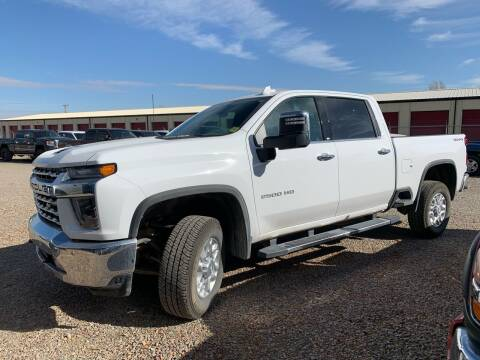 2020 Chevrolet Silverado 2500HD for sale at Canuck Truck in Magrath AB