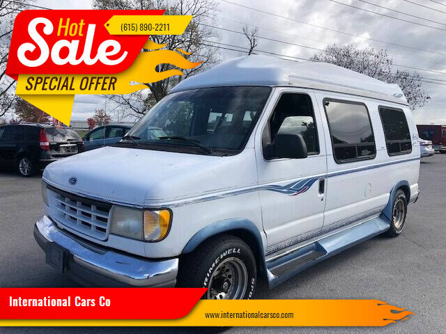 1996 Ford E-Series Cargo for sale at International Cars Co in Murfreesboro TN
