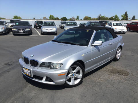 2004 BMW 3 Series for sale at My Three Sons Auto Sales in Sacramento CA