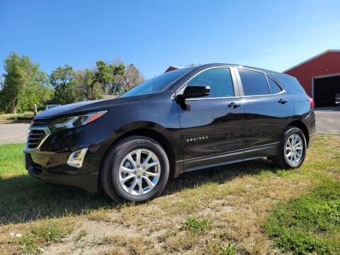 2020 Chevrolet Equinox for sale at A & B Auto Sales in Ekalaka MT