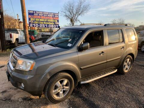 2009 Honda Pilot for sale at C.J. AUTO SALES llc. in San Antonio TX