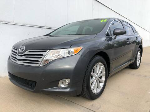 2011 Toyota Venza for sale at WALDO MOTORS in Kansas City MO