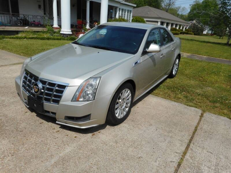 2013 Cadillac CTS for sale at Cooper's Wholesale Cars in West Point MS