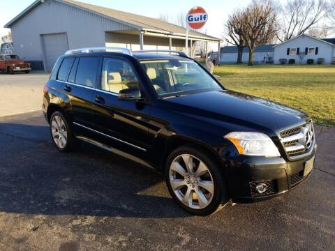 2011 Mercedes-Benz GLK for sale at CALDERONE CAR & TRUCK in Whiteland IN