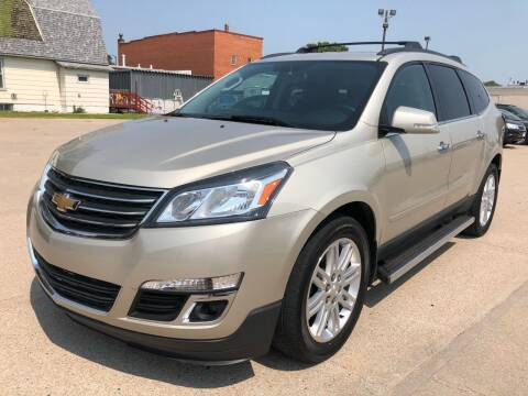 2013 Chevrolet Traverse for sale at Spady Used Cars in Holdrege NE