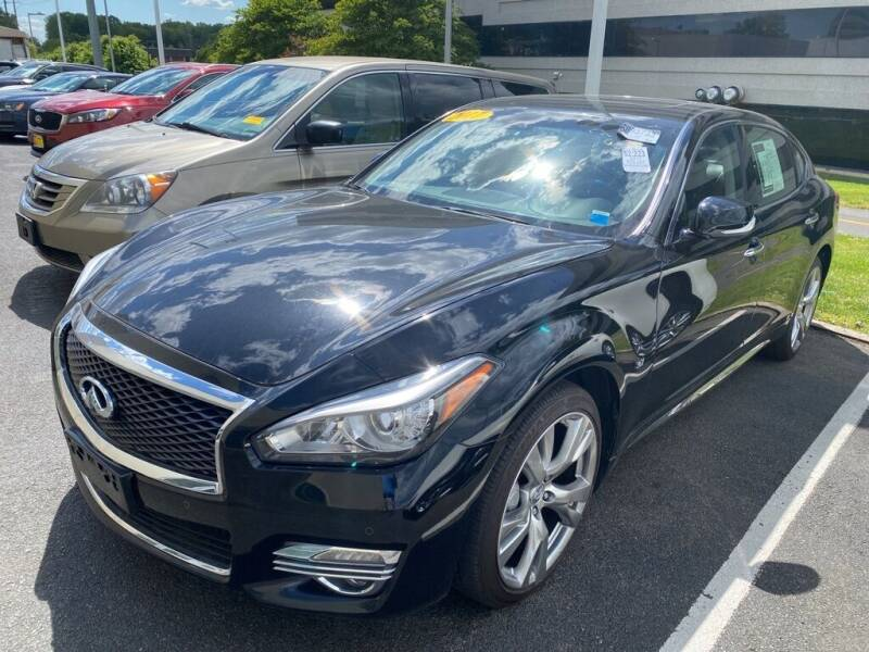 2017 Infiniti Q70L for sale in Vienna, VA