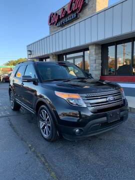 2015 Ford Explorer for sale at City to City Auto Sales in Richmond VA