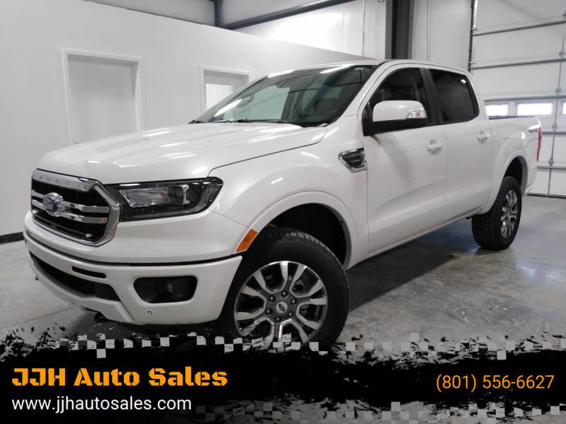 2019 Ford Ranger for sale at JJH Auto Sales in Salt Lake City UT