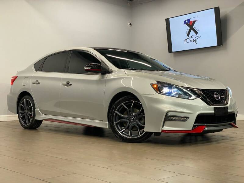2017 Nissan Sentra for sale at TX Auto Group in Houston TX