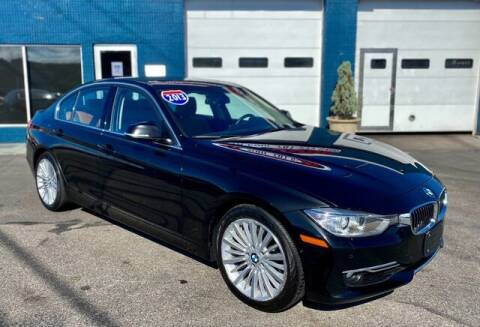 2013 BMW 3 Series for sale at Saugus Auto Mall in Saugus MA