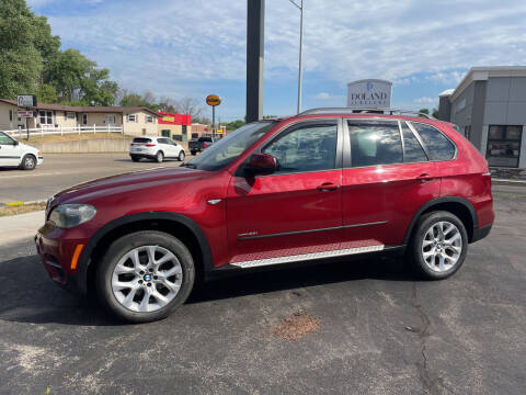 2011 BMW X5 for sale at AutoLink in Dubuque IA
