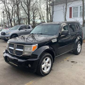 2007 Dodge Nitro for sale at MBM Auto Sales and Service - MBM Auto Sales/Lot B in Hyannis MA