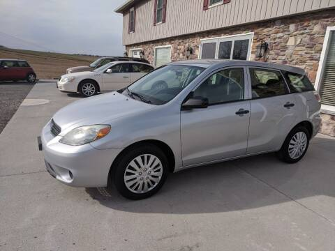 2006 Toyota Matrix for sale at Cub Hill Motor Co in Stewartstown PA