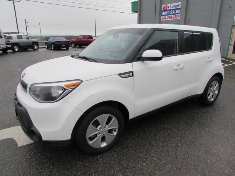 2016 Kia Soul for sale at 101 Budget Auto Sales in Coos Bay OR