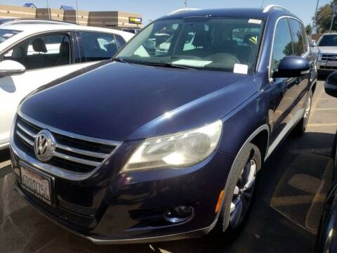 2011 Volkswagen Tiguan for sale at SoCal Auto Auction in Ontario CA