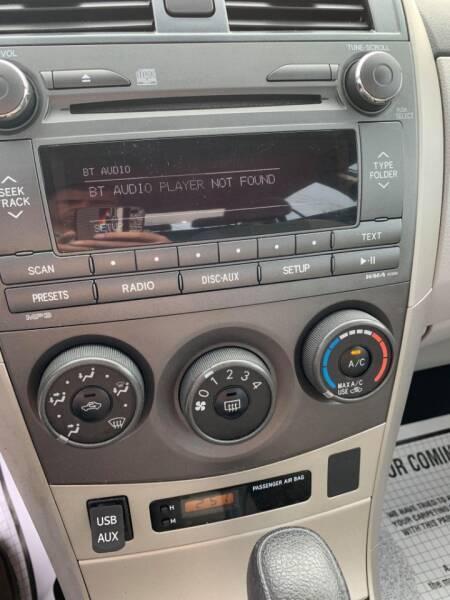 2011 Toyota Corolla LE 4dr Sedan 4A - Palmyra NJ