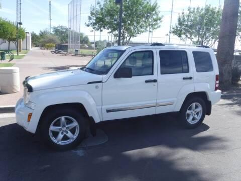 2010 Jeep Liberty for sale at J & E Auto Sales in Phoenix AZ