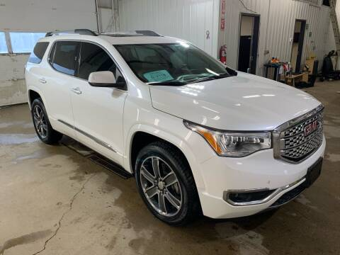 2017 GMC Acadia for sale at Premier Auto in Sioux Falls SD