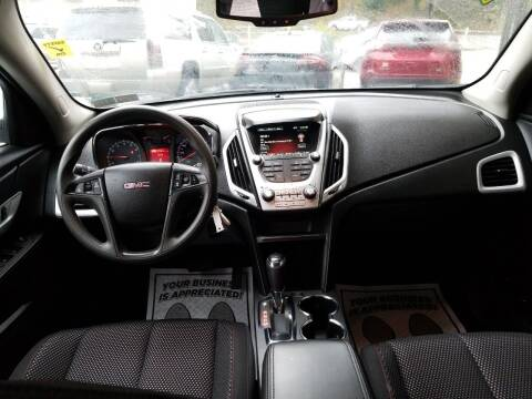 2017 GMC Terrain for sale at Pittsburgh Auto Depot in Pittsburgh PA