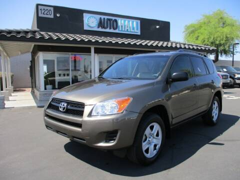 2010 Toyota RAV4 for sale at Auto Hall in Chandler AZ