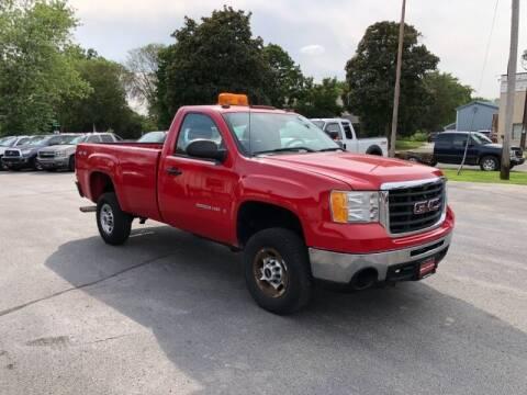 2007 GMC Sierra 2500HD for sale at WILLIAMS AUTO SALES in Green Bay WI