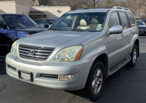 2005 Lexus GX 470 for sale at Diamond Automobile Exchange in Woodbridge VA