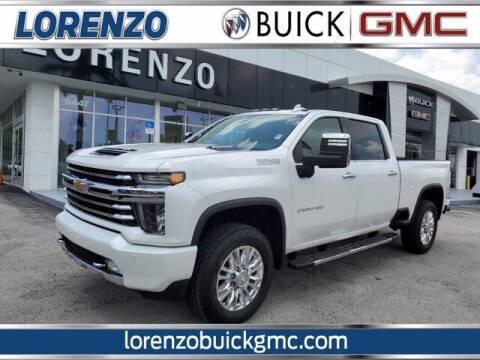 2020 Chevrolet Silverado 2500HD for sale at Lorenzo Buick GMC in Miami FL