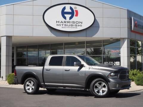 2013 RAM Ram Pickup 1500 for sale at Harrison Imports in Sandy UT