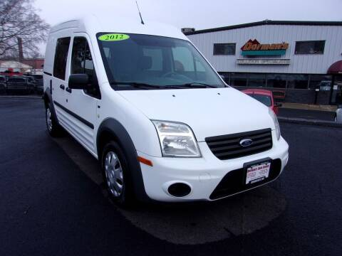2012 Ford Transit Connect for sale at Dorman's Auto Center inc. in Pawtucket RI