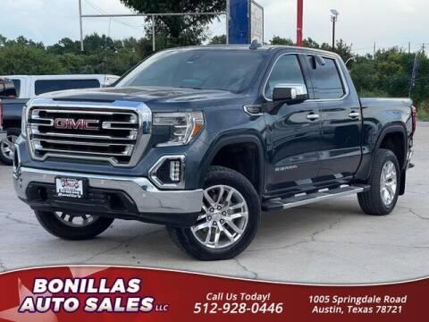 2019 GMC Sierra 1500 for sale at Bonillas Auto Sales in Austin TX