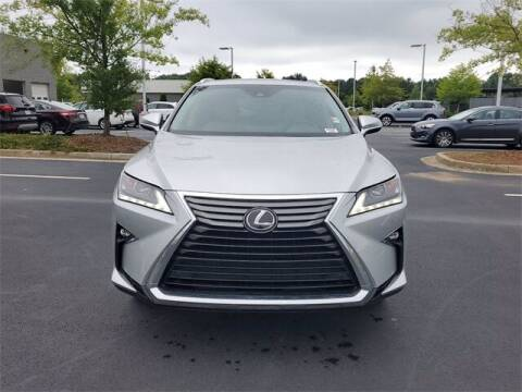 2018 Lexus RX 350 for sale at Lou Sobh Kia in Cumming GA