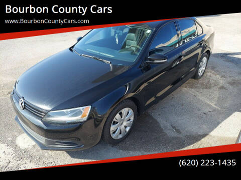 2014 Volkswagen Jetta for sale at Bourbon County Cars in Fort Scott KS
