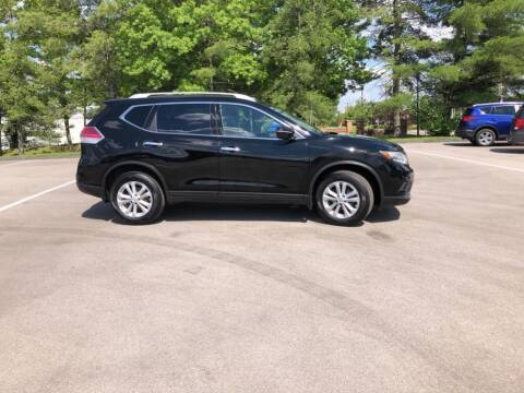 2015 Nissan Rogue for sale at St. Louis Used Cars in Ellisville MO