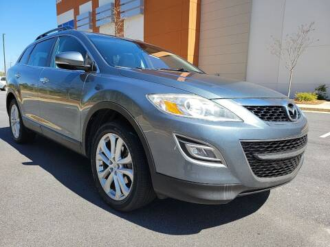 2012 Mazda CX-9 for sale at ELAN AUTOMOTIVE GROUP in Buford GA