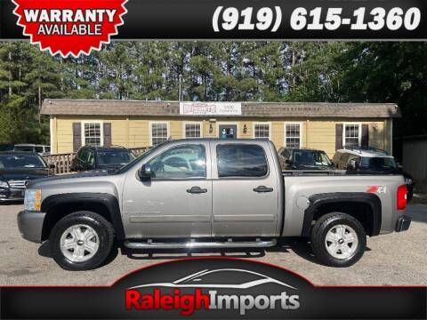 2008 Chevrolet Silverado 1500 for sale at Raleigh Imports in Raleigh NC