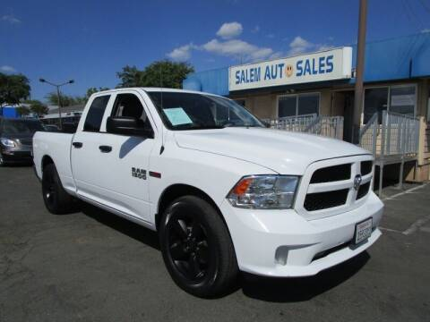 2015 RAM Ram Pickup 1500 for sale at Salem Auto Sales in Sacramento CA