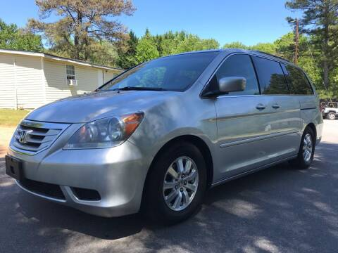 2010 Honda Odyssey for sale at CAR STOP INC in Duluth GA