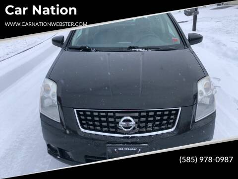 2008 Nissan Sentra for sale at Car Nation in Webster NY
