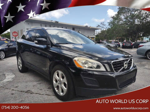 2013 Volvo XC60 for sale at Auto World US Corp in Plantation FL