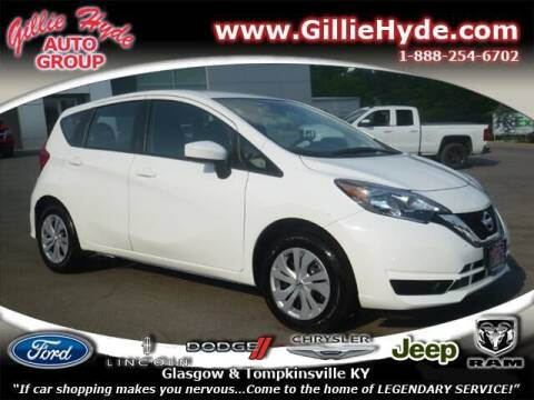 2019 Nissan Versa Note for sale at Gillie Hyde Auto Group in Glasgow KY