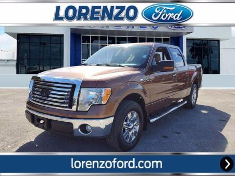2011 Ford F-150 for sale at Lorenzo Ford in Homestead FL