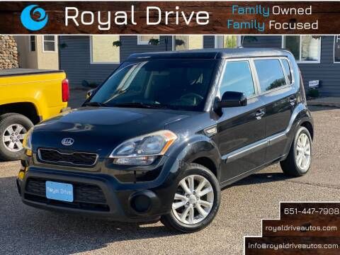 2013 Kia Soul for sale at Royal Drive in Newport MN