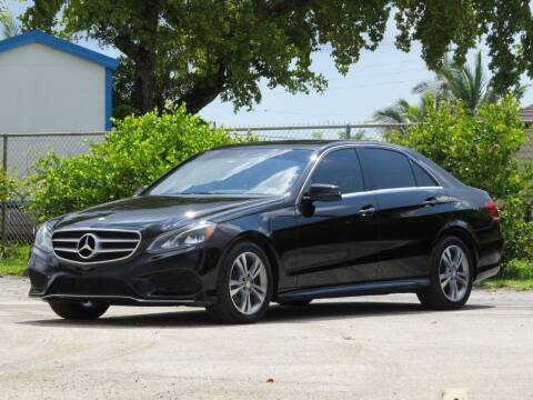 2015 Mercedes-Benz E-Class for sale at DK Auto Sales in Hollywood FL